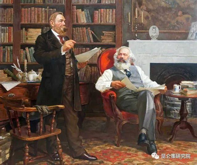 余斌丨甘当绿叶的恩格斯:天才与贡献 ——纪念恩格斯诞辰200周年