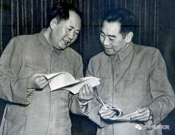 曹應旺:周恩來心目中的毛澤東
